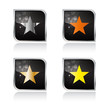 Star Button Set