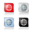 Welt Button Set