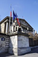 L'Assemblée Nationale, Paris, France