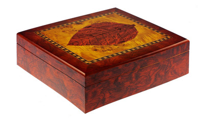 wooden humidor for cigars
