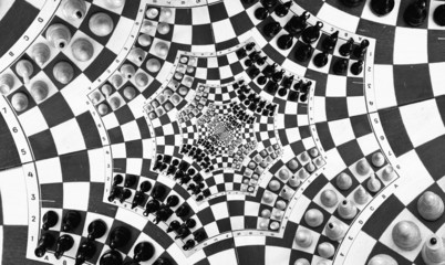 Multi chess game