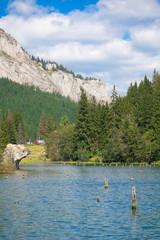 Red Lake and Hasmas Mountains