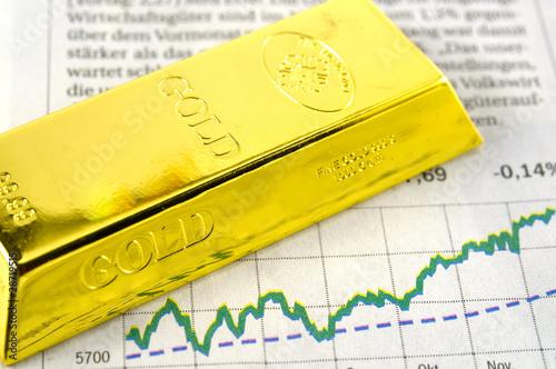 Goldbarren - 28719515