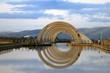 The Falkirk Wheel, Scotland.