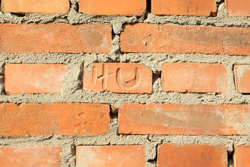 red bricks - building materials