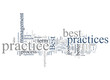 "Word Cloud ""Best Practice"""