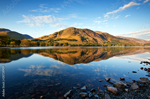 canvas print picture Lake Buttermere Lake District