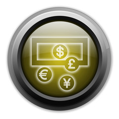"Yellow Button (Dark/Glow) ""Currency Exchange"""