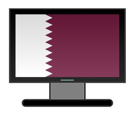 Ecran-Plat:Qatar