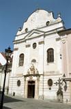 St. Salvator Church, Bratislava, Slovakia poster