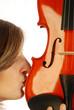 Donna con violino 033