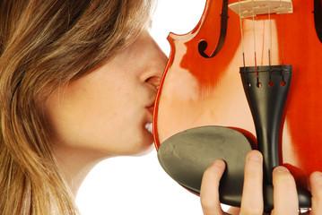 Donna con violino 031