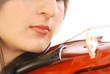 Donna con violino 039