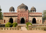 Asia India Uttar Pradesh New delhi Humayun's tomb Mughal archite