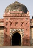 Asia India Uttar Pradesh New delhi Humayun's tomb Mughal archite