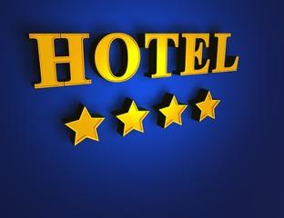 Hotel Gold Blau - 4 Sterne