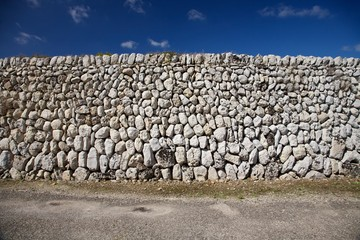 great stones wall