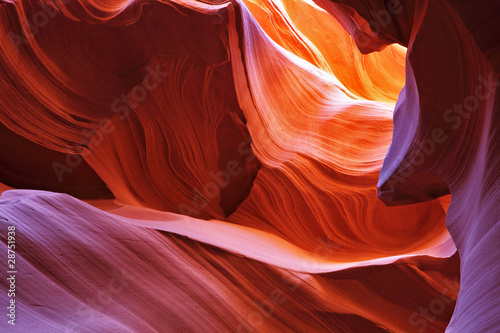 Scenic canyon Antelope