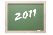 Chalkboard Series - 2011 Written on Board
