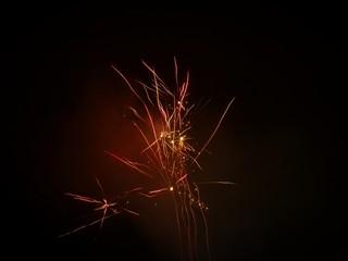 Feuerwerk Rackete Silvester Salzburg