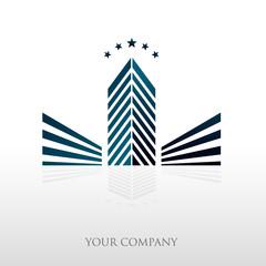 logo entreprise, immobilier