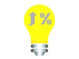 Subida de precio de la electricidad