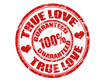 True love stamp