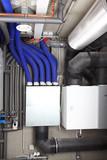 Vzduchové ventilace a topení