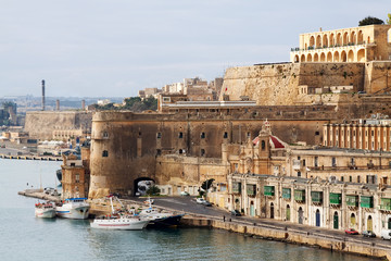 Valletta and Grand Harbou