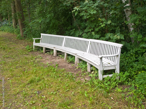 Outdoor Bench Seating on Beautiful Garden Wooden Bench Seating Corner    Rony Zmiri  28770943