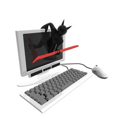 コンピューターウィルス