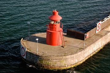 Leuchtturm in Kopenhagen