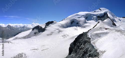 Saas Fee - Skigebiet