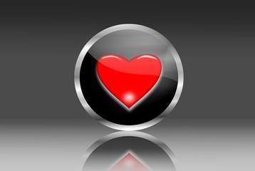 san valentine heart