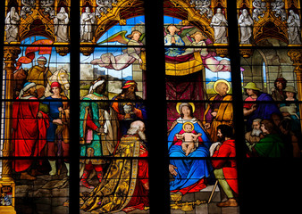 Adoration of the Magi (Epiphany) - Dom of Cologne