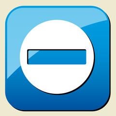 icona divieto accesso