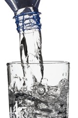 Fresh Flow of Water