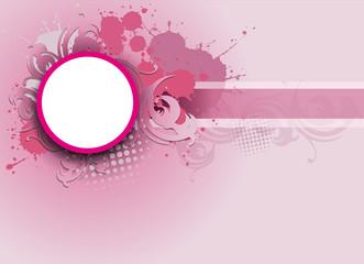 Sondo grunge rosa chiaro