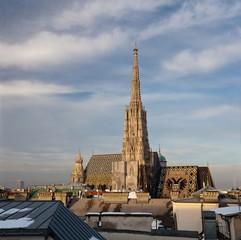St. Stephan cathedral - Vienna, Austria