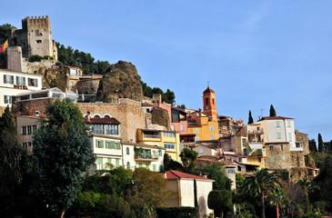 Roquebrune, Provenza