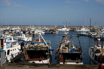 Porticello - Porto e pescherecci