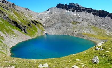 lac alpin - vallon du clou - haute tarentaise