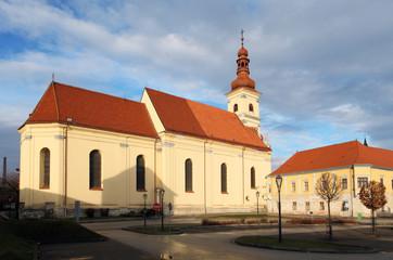 Church of saint Jakub Older - Trnava