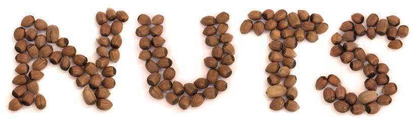 Hazelnut sign
