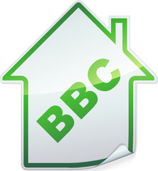 Sticker des bâtiments BBC (détouré)