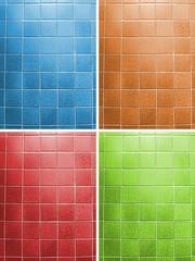 Kacheln Fliesen Hintergrund Textur Badezimmer