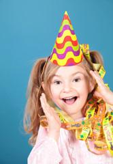 Geburtstagkind/ Partygirl