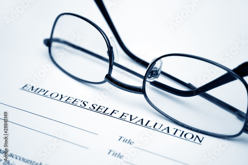 poster of Employee self evaluation