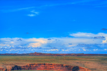 Navajo Nation Lands
