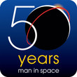 50 years man in space